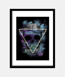 hipster skull !!!