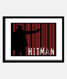 Hitman Cuadro