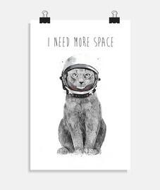 ho bisogno di più spazio