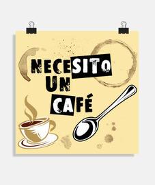 Ho bisogno di un caffè
