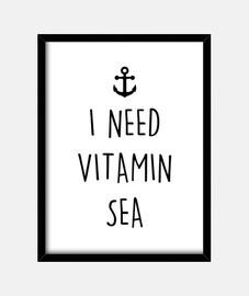ho bisogno di vitamina mare