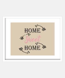hogar dulce hogar negro