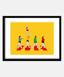 Horizontal Framed Print 4:3 (20 x 15 cm)