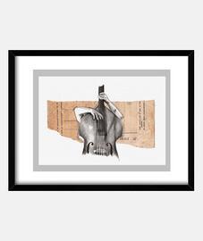 Horizontal Framed Print 4:3 (40 x 30 cm)