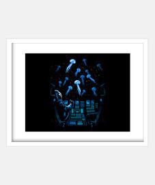 Horizontal Framed Print 4:3 (80 x 60 cm)