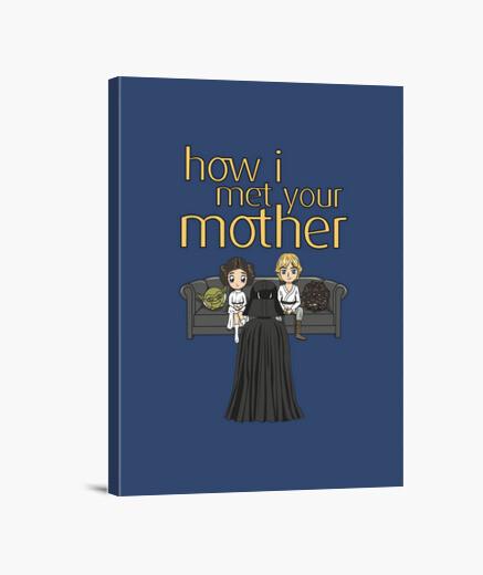 Lienzo How I met your mother_Lienzo