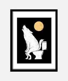 howling at night