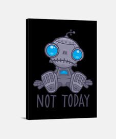hoy no es un robot triste