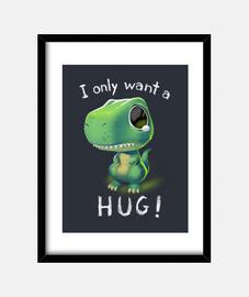 Hug? print
