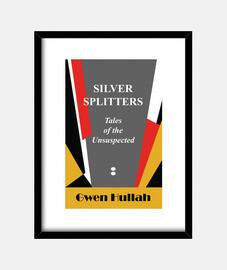 hullahs gwen - divisores de plata - cubierta de libro