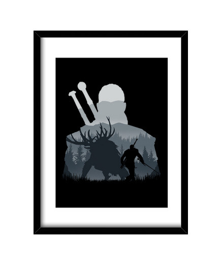 Open Framed Prints monsters