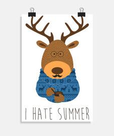 I hat e summer