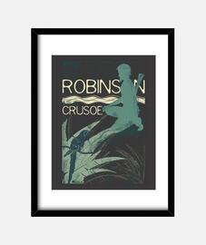 i love books collezione: robinson crusoe