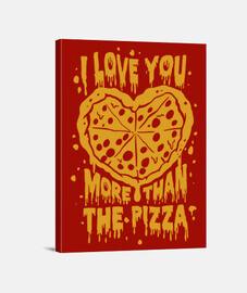 i love you più che la pizza