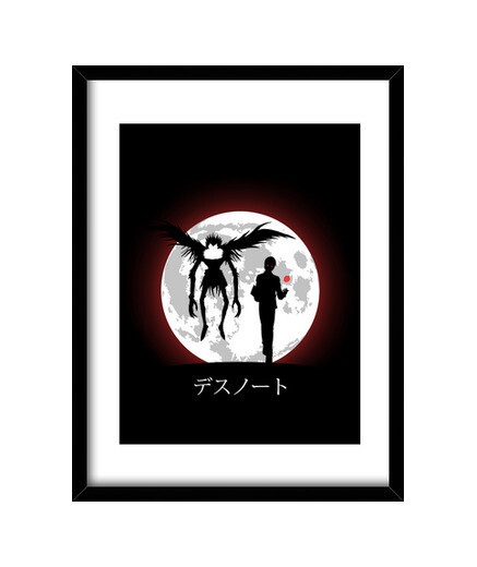 Open Framed Prints in japanese