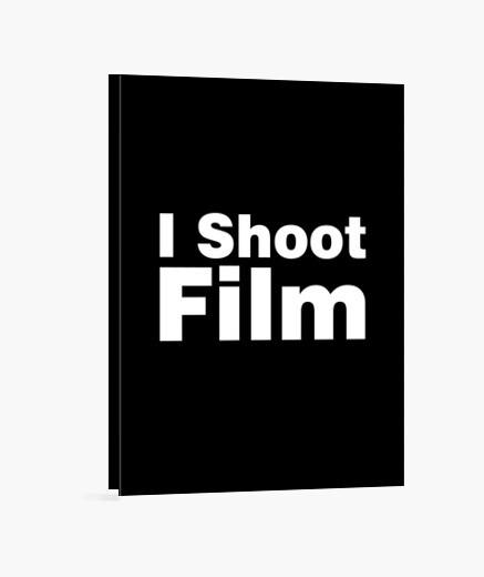 Stampa su tela i sparare pellicola
