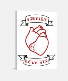 ich liebe dich wirklich