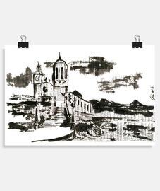 Iglesia Sitges