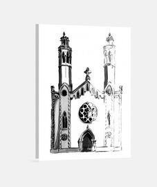 Iglesia St Pere de Ribes