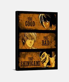 il buono, il brutto e il shinigami
