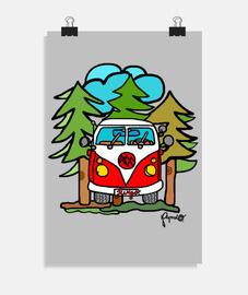 il van nei bos che