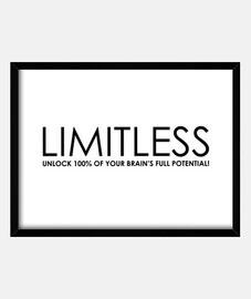 ilimitada (camiseta blanca)