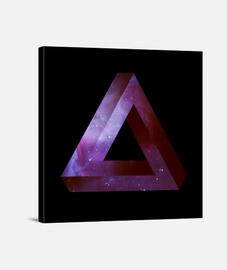 infinie triangle de penrose