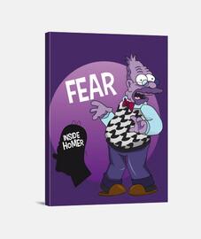 inside  - la paura