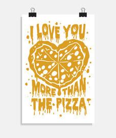 Io amore you più che la pizza