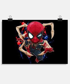 Iron Spider Chibi
