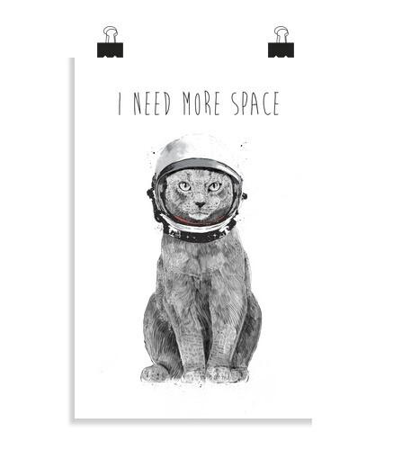 Voir Posters espace/astronaute