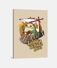 Jabba dabba doo