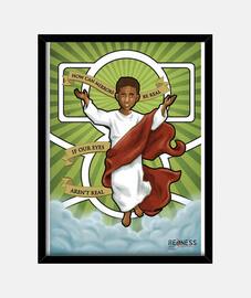 jaden smith: il profeta (poster)