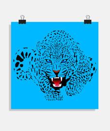 Jaguar attack