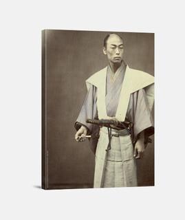 Japanese Yakonin in Dress of Ceremony