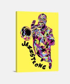 Jazzstrong Lienzo