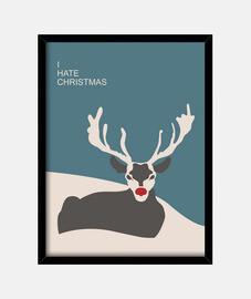 je déteste Noël