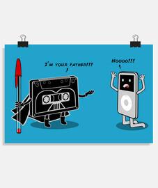 je suis ton père !!!