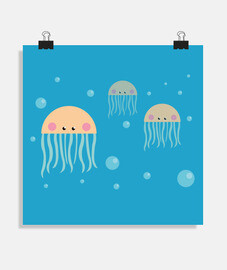 jellyfish friendship