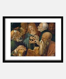 Jesús entre los doctores (1506)