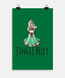 jingle belly dancer
