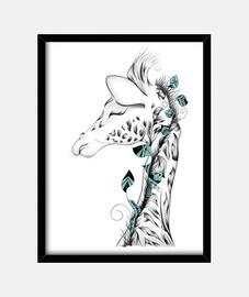 jirafa poética