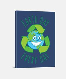 jour de la terre tous les jours recycle