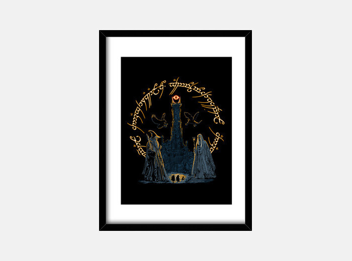 Journey Through Middle Earth Framed Print 935801 Tostadoracouk
