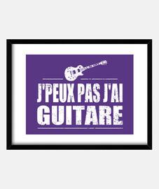 jpeux chitarra non ho