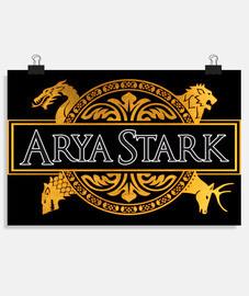 juego de tronos arya