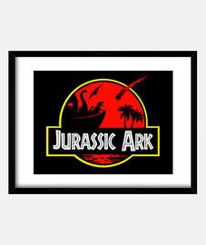 Jurassic Ark print