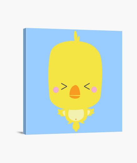 Lienzo K. bird