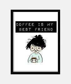 kaffee ist mein bestes, bild