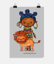 kana la princesa africana